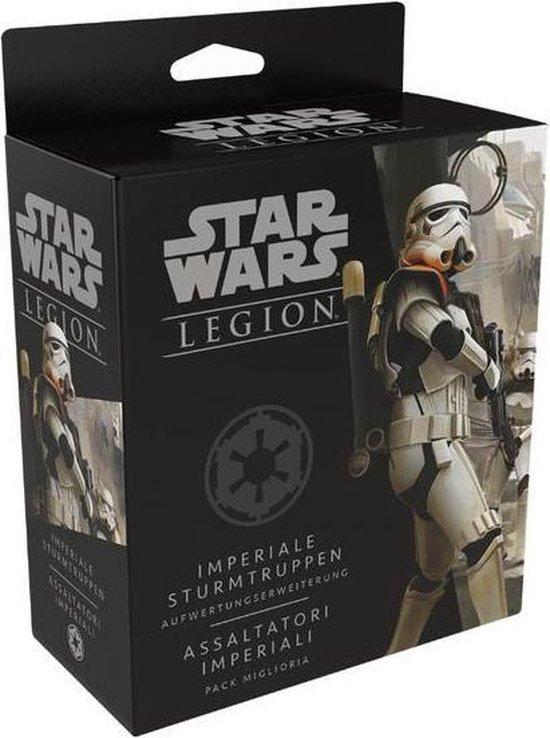 Afbeelding van het spel Star Wars: Legion - Imperiale Sturmtruppen • (Upgrade)