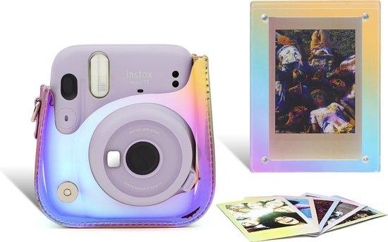 Fujifilm Instax Mini 11 - Iridescent - Bundel