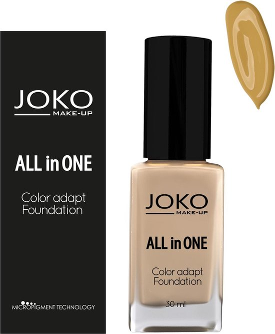 OKO ALL IN ONE COLOR ADAPT FOUNDATION ALL IN ONE 114
