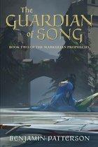 Boek cover The Guardian of Song van Benjamin Patterson