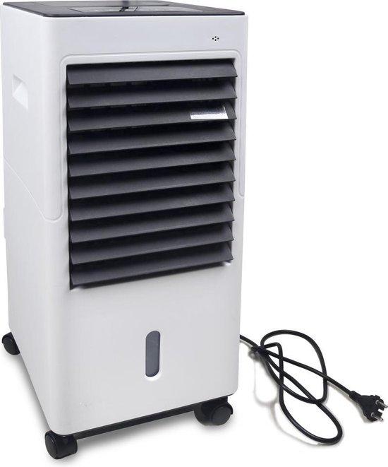 Mesa Living 4-in-1 Aircooler en Heater - Ventilator - Luchtontvochtiging