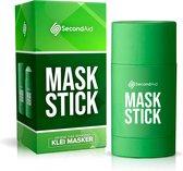 Second Aid Green Mask Stick - Detox Stick - Green Stick - Green Mask - Mask Stick - Eggplant Mask Stick - Goede ervaringen