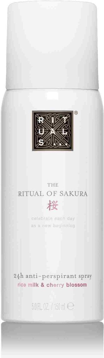 RITUALS The Ritual of Sakura Anti-Perspirant Spray - 150 ml