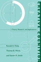 Boek cover Creative Cognition van Ronald A. Finke (Paperback)