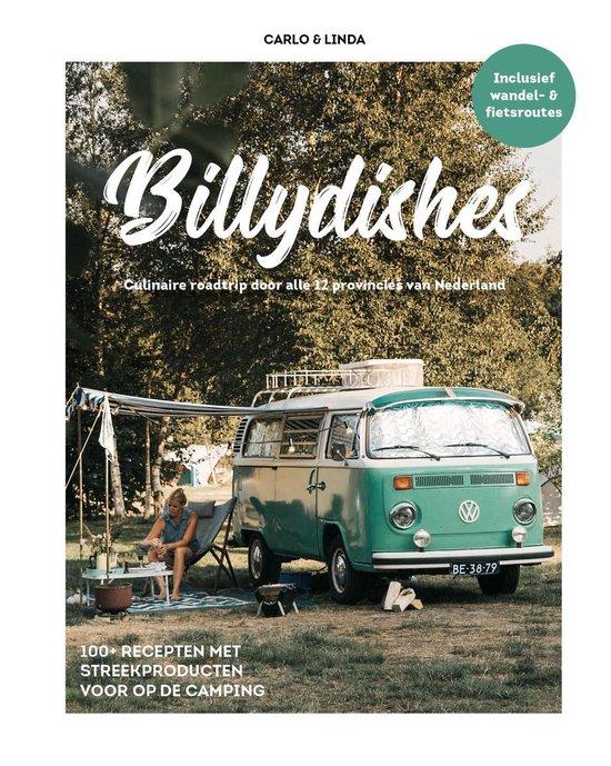 Boek cover Billydishes van Carlo Vingerling, Linda Vingerli (Hardcover)