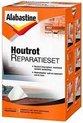 Alabastine Houtrotvuller set - 500 gram