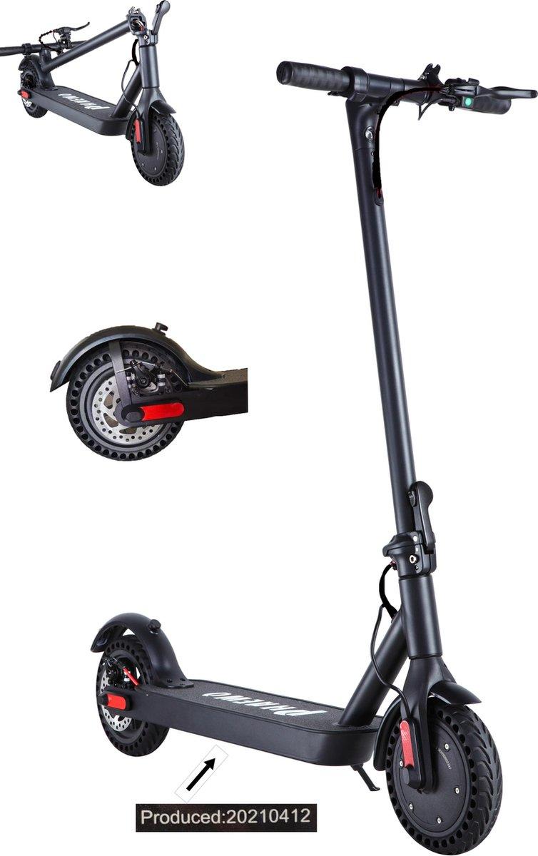 Phaewo Elektrische step X10 Pro 2021-04-12 Edition 7500 mAh opvouwbaar 25 Km/h verstevigd achterspat