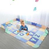 XXL Baby Speelmat - Puzzelmat - Speelkleed - EVA Foam Play Mat - Playmat voor Baby's & Kinderen
