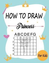 How to draw princesses
