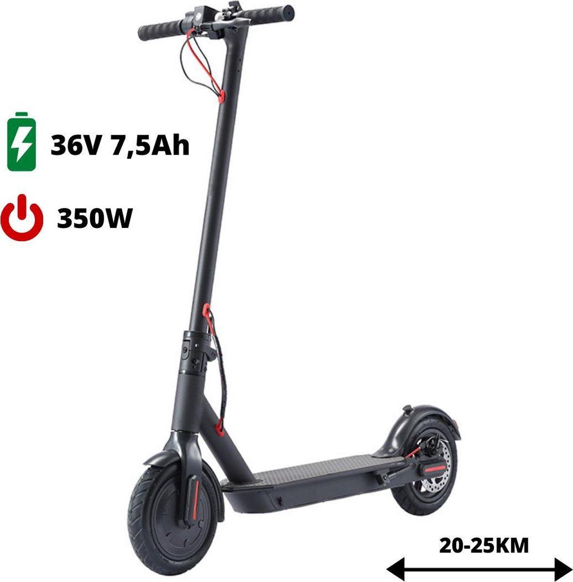 ELBELLO H7 - Opvouwbare elektrische step voor volwassenen - 25km/h 350W - xiaomi look - elektrische