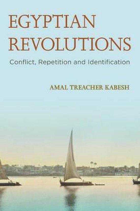Boek cover Egyptian Revolutions van Amal Treacher Kabesh (Paperback)