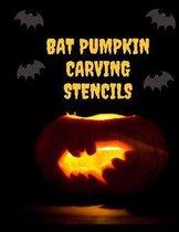 Bat Pumpkin Carving Stencils
