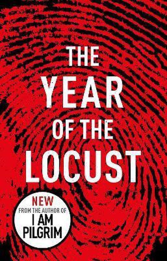Omslag van The Year of the Locust
