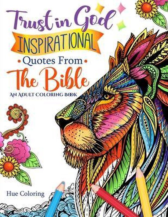 Trust in God: Inspirational Quotes From The Bible