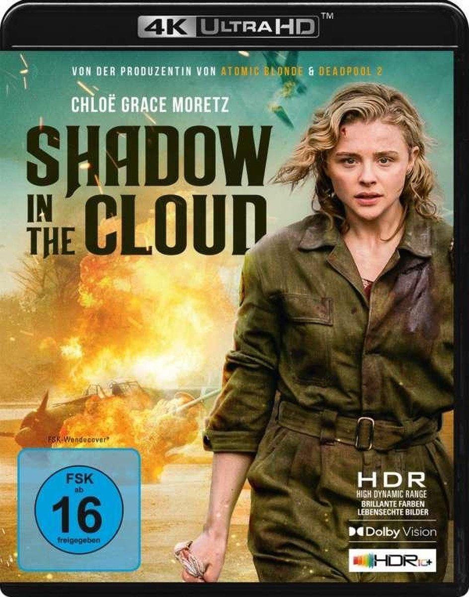 Shadow in the Cloud (Ultra HD Blu-ray & Blu-ray)-