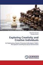 Boek cover Exploring Creativity and Creative Individuals van Nayantara Kurpad