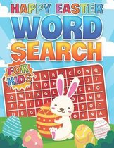 Happy Easter Word Search for Kids