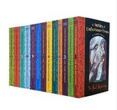 Lemony Snicket, A Series of Unfortunate Events Complete Collection 13 children books.