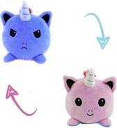 Mood knuffel | fidget toys | emotie knuffel | unicorn