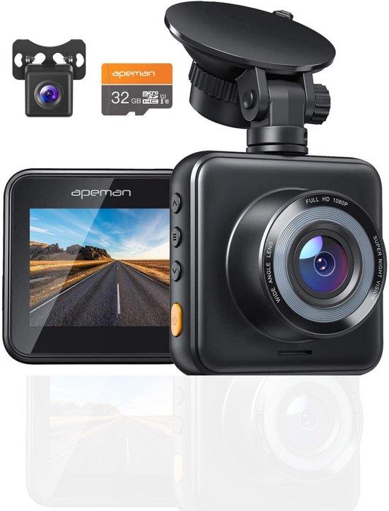 Apeman®️ - 1080p Full HD Dashcam