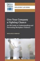 Give Your Company a Fighting Chance