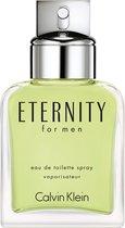 Calvin Klein Eternity 50 ml - Eau De Toilette - Herenparfum