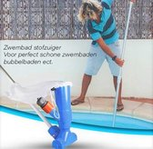 Zwembad Stofzuiger Inclusief telescoopstang - Zwem