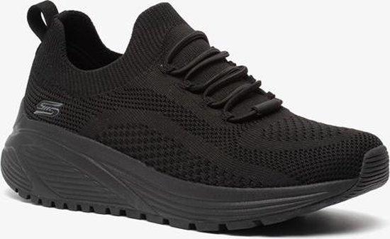 Skechers Bobs Sparrow 2.0 Allegiance Crew sneakers – Zwart – Maat 41 – Extra comfort – Memory Foam
