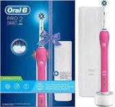 Oral-B Pro 2500 CrossAction Pink - Elektrische tandenborstel