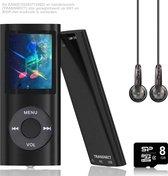 Transnect - HiFi Audio - MP3 Speler  - met 8GB Geh