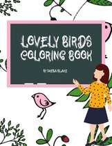Lovely Birds Coloring Book for Teens & Young Adults (Printable Version)