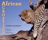 Omslag African Acrostics