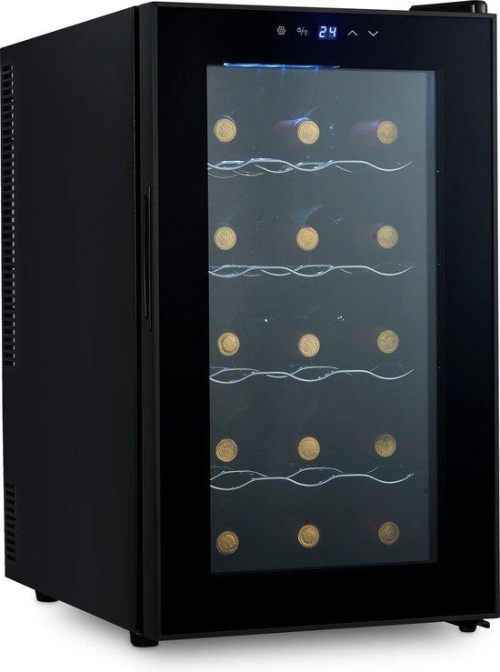 Koelkast: MOA WC50 - Wijnkoelkast - Wijnkoeler - 15 flessen, van het merk Moa