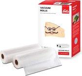 Solis Vacuumrollen - 20 x 600 cm - 2 stuks