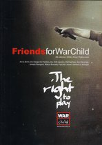 Friends For Warchild The Right To Play 2007 Promo DVD (Collectors Item)