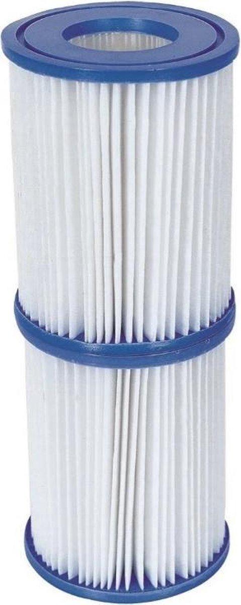 Bestway - FlowClear - cartridgefilter - Type II - diameter 10,6 cm - 2 stuks