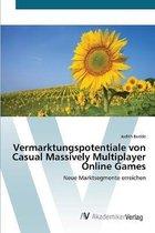 Vermarktungspotentiale von Casual Massively Multiplayer Online Games