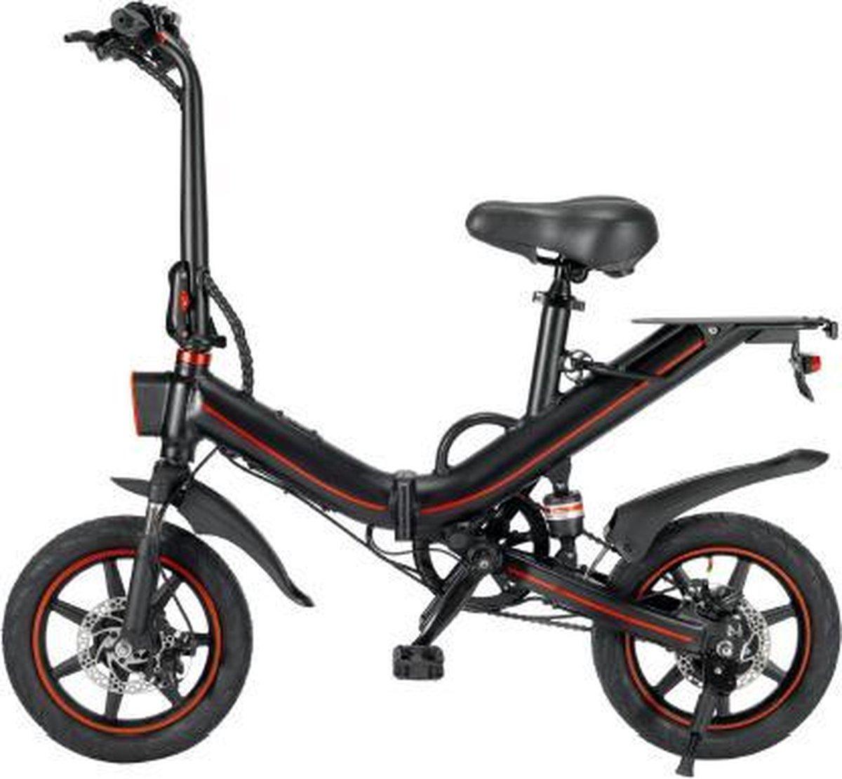 Elektrisch Opvouwbaar Fiets   16 inch   Electric Folding bike   500W 48V 10 AH