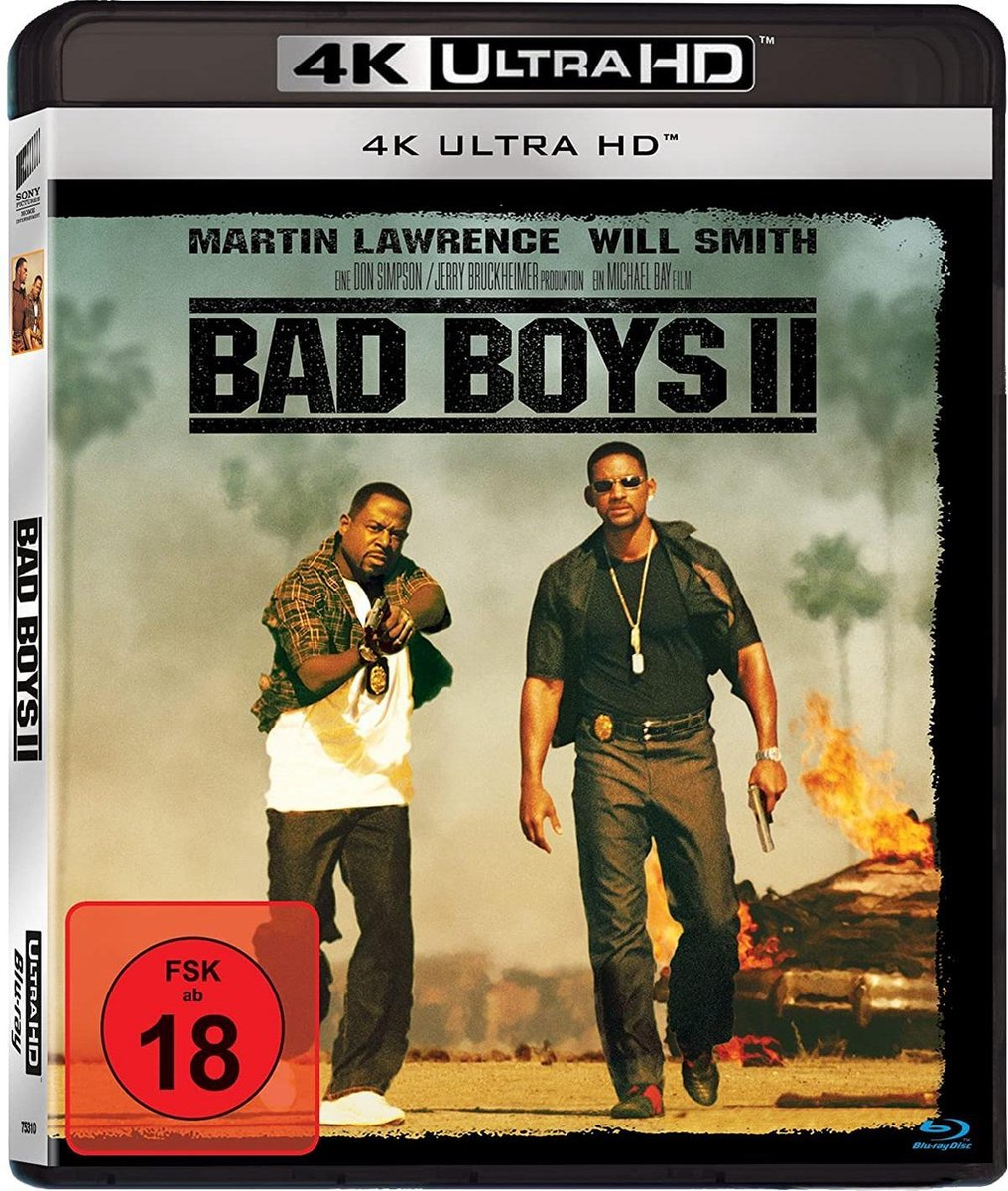 Bad Boys 2 (Ultra HD Blu-ray)-
