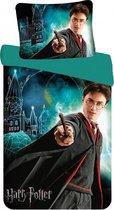 Dekbedovertrek Harry Potter 140x200cm 70x90cm extra groot kussenloop 100% katoen