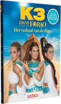 K3 : Dans van de Farao (boek)
