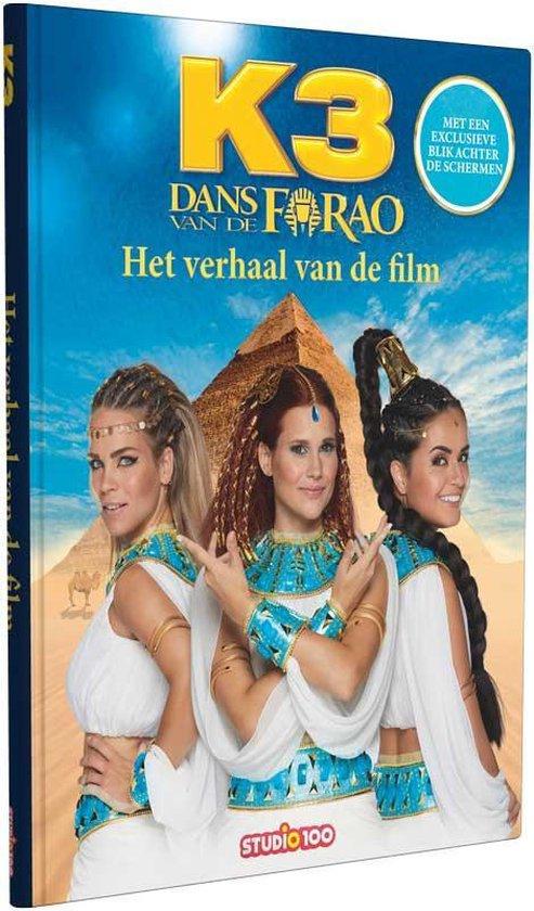 Boek cover K3 : Dans van de Farao (boek) van  (Hardcover)