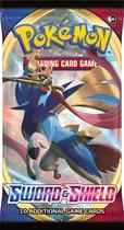 Pokémon Sword & Shield Booster - Pokémon Kaarten