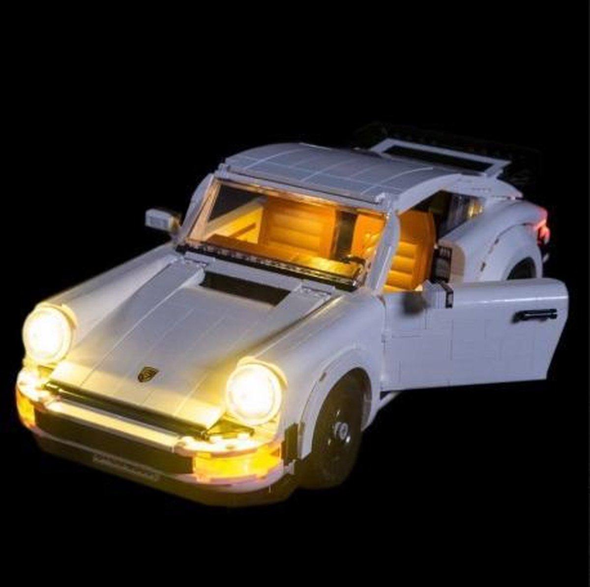 Light My Bricks LEGO Porsche 911 10295 Verlichtings Set