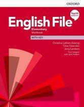 English File - Elem (fourth edition) wb with key