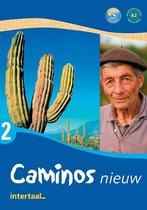 Caminos nieuw 2 tekstboek + online-mp3's