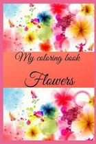 My Flowers coloring book