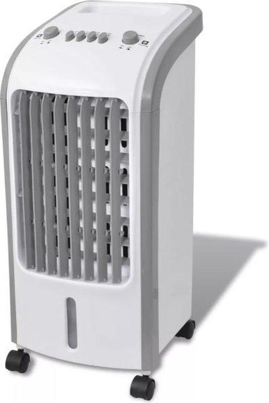 GoodVibes - Mobiele Aircooler / Ventilator met koelelementen - zonder afvoerslang