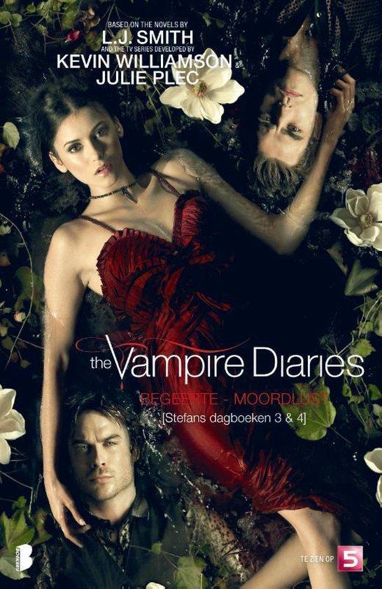 The Vampire Diaries 3 en 4 - Begeerte en moordlust