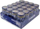 Varta Industrial C batterijen   20 stuks